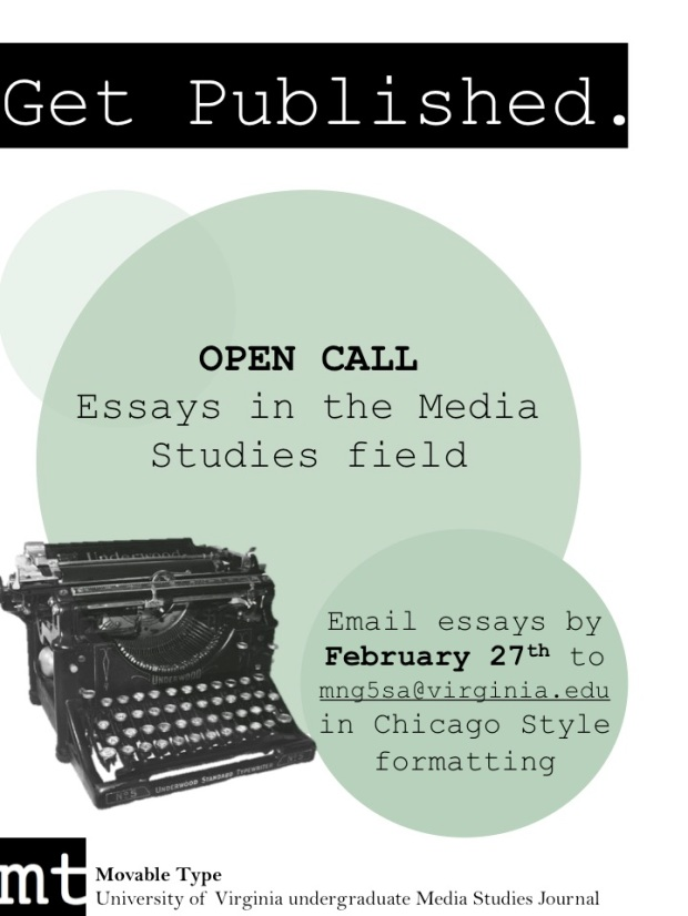 Movable Type Submissions Flyer 2015